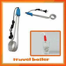 ✔✔✔ TRAVEL BOILER IMMERSION WATER HEATER  ELEMENT 1200 WATT