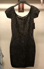 Guess Jeans Gorgeous Black Party Dress BRAND NEW WITH TAGS