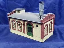 HO scale model BUILDING BRICK Depot VINTAGE