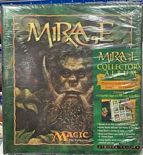 Magic The Gathering MIRAGE Collectors Album Limited Edition Item #81169