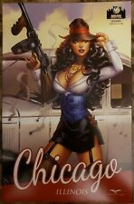 Grimm Fairy Tales: Tarot 1 NM LTD 250 Wizard World Chicago Postcard Exclusive