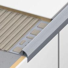 "Treppenkanten-Profil ""Einfach"" Alu  eloxiert; 100cm"