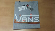 Vans Nintendo Mario Large T-Shirt New With Tags Unworn NWT