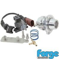 Silver - Forge Dump Valve Blow Off for Golf mk7 GTI R 2.0 TSI IHI IS20 IS38 MQB