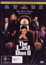 THE LAST DON 2 - MAFIA CLASSIC -COMPLETE SERIES NEW DVD