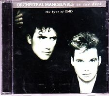Orchestral Manoeuvres In The Dark-The Best Of OMD cd Album