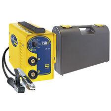 Soudeuse électrique électrodes rakesh,fonte inox GYSMI 130P MMA CONVERTISSEUR