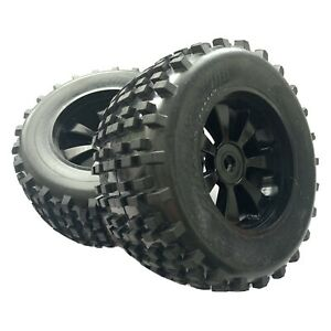 Team Corally Kronos Dementor Wheel & Tyre Set Glued 17mm 4 Pcs C-00180-378 - New
