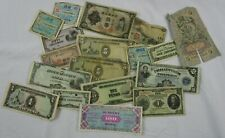 Foreign Currency & Military Payment Lot