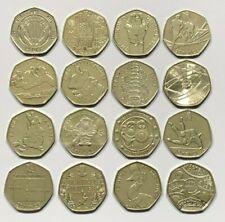 More details for 50p coins rare kew gardens peter rabbit olympics beatrix potter brexit diversity
