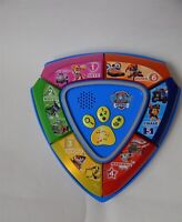 Paw Patrol Learning Blazon game with lights and sounds