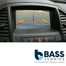Opel Insignia 09 - 13 Video Reverse Camera Interface For CD500 DVD800 NAVI-600