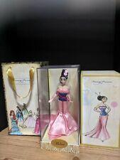 Disney Designer Princess Doll Mulan LE