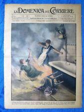 La Domenica del Corriere 11 ottobre 1931 Roma - Los Angeles - Cina