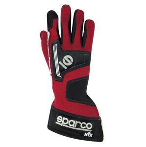 FIA Sparco Storm ADV Racing Rally Gloves XXS 7 Fire Resistant 0013512NS STOCK 21