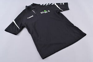 Hummel Authentic Charge Functional Dimension Data  Polo Shirt Men's Small Black