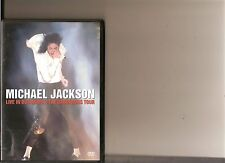 MICHAEL JACKSON LIVE IN BUCHAREST THE DANGEROUS TOUR DVD MUSIC CONCERT