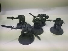 Warhammer 40k Grey Knights Metal Terminators Oop