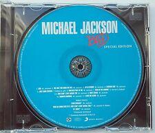 Michael Jackson - Bad SE - BLUE CD (CP Digital) - Sony Music Russia 2011 - Rare