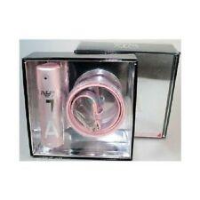 EMPORIO ARMANI CITY GLAM 2 PCS GIFTSET 3.4 oz / 100 ml EDP Spray + A BELT Women