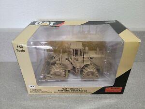 Caterpillar Cat 815F Soil Compactor - Military - Norscot 1:50 Scale Model #55254
