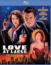 BLU-RAY Love at Large (Blu-Ray) Tom Berenger NEW