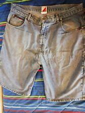 Pantalone Jeans 3/4 Baggy Broke Tg. 38