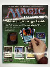MTG Advanced Strategy Guide Color Illustrated Guide To Expert Magic WOTC Magic