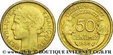 PIECE 50 CENTIMES FRANCS 1939 Morlon - Lot Monnaie Ancienne Rare Coin