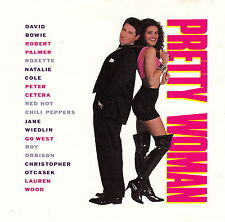 Compilation ‎CD Pretty Woman (Soundtrack) - Europe (EX+/M)