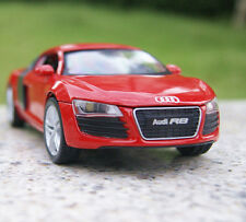 Model Cars Audi R8 1:32 Sound&Light Alloy Diecast Collection&Gifts Red Toys New