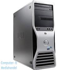 Dell T3500 Intel Xeon E5630 4x 2.53GHz 250 GB 6 GB Nvidia Quadro 2000 RW