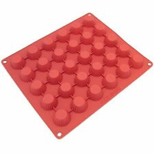 30-Cavity Silicone Mold for Making Homemade Chocolate Peanut Butter Cup