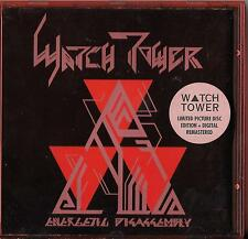 WATCHTOWER Energetic Disassembly (1985) CD Institute Of Art Records 1993 LIMITED