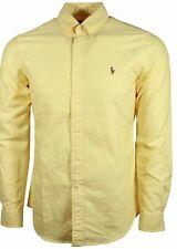 Ralph Lauren Polo Herren Hemd, Oxford Shirt, Original Neu mit Etikett Größe: L