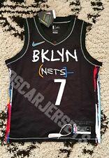 Maillot Shirt NBA Kevin Durant Brooklyn Nets #7 Nike Swingman Edition Basquiat