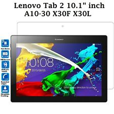 "For Lenovo Tab 2 10.1"" Tempered Glass Screen Protector Film A10-30 X30F X30L"