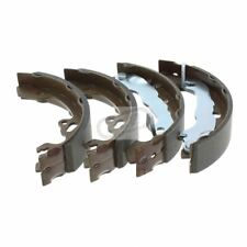 Ford Focus Mk1 Hatchback 10/1998-4/2005 Rear Brake Shoes Diameter 203mm