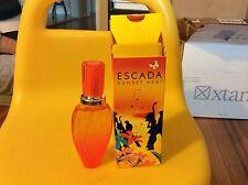 Rare Perfume ESCADA SUNSET HEAT EAU DE TOILETTE SPRAY 1.6 OZ / 50 ML FOR WOMEN