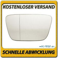 Spiegelglas für MERCEDES W100 / W113 / W114 / W115 links Fahrerseite asphärisch