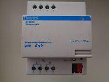 Busch-Jaeger EIB KNX 6190/10  Wetterzentrale REG,