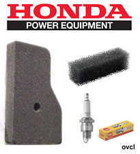 GENUINE HONDA EU20I GENERATOR SERVICE KIT AIR FILTERS AND SPARK PLUG EU 20 I