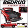 BedRug Classic Bed Mat Liner for 2019-2020 Silverado 1500 with 5 ft. 8 in. BED
