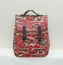 CATH KIDSTON KIDS RED LONDON BUS PRINT BACKPACK FREE UK P&P!!