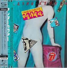 THE ROLLING STONES UNDERCOVER JAPAN MLPS 2014 RMST SHM HIGH RESOLUTION CUT CD