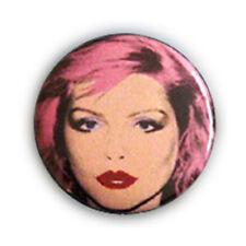 Badge BLONDIE Pop disco queen retro punk 70's seventies vintage culte rock Ø25mm