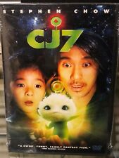 "Cj7 (Dvd) Stephen Chow, Xu Jiao, ""A Sweet, Family Fantasy Film."" Brand New!"