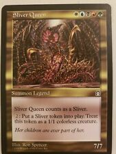 1x MTG Sliver Queen - NM Reserve list sliver Stronghold Magic (2 Available)