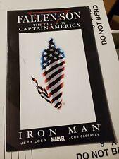 Fallen Son The Death of Captain America #5 Jeph Loeb Marvel Comics