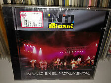 INTI ILLIMANI EN VIVO EN EL MONUMENTAL RARO CD SIGILLATO/SEALED ITALY 1998